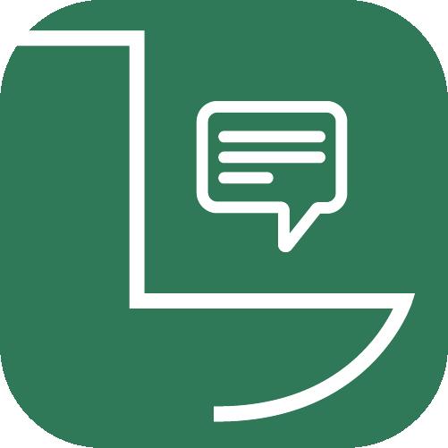 Logo do Aplicativo Câmara Notícias