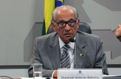 Deputado Roberto Balestra é o novo presidente da Comissão de Agricultura