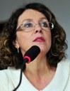 Helena Chagas diz que critério para destinação de verba publicitária é técnico