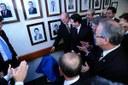 Galeria dos ex-presidentes tem novo integrante