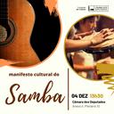04/12/2019 - Manifesto Cultural do Samba