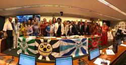 10/04/19 - Manifesto Cultural celebra o Dia da Escola de Samba