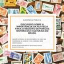 A importância da filatelia para o registro de marcos históricos e culturais do Brasil.