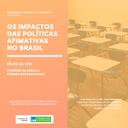Audiência Pública - Os impactos das políticas afirmativas no Brasil (06/06/2019)