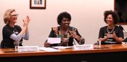 Benedita da Silva é eleita presidenta da Comissão de Cultura