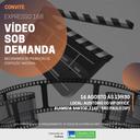 Evento: Mecanismos de promoção de conteúdo nacional nos Vídeos sob Demanda. (16/08/2019)