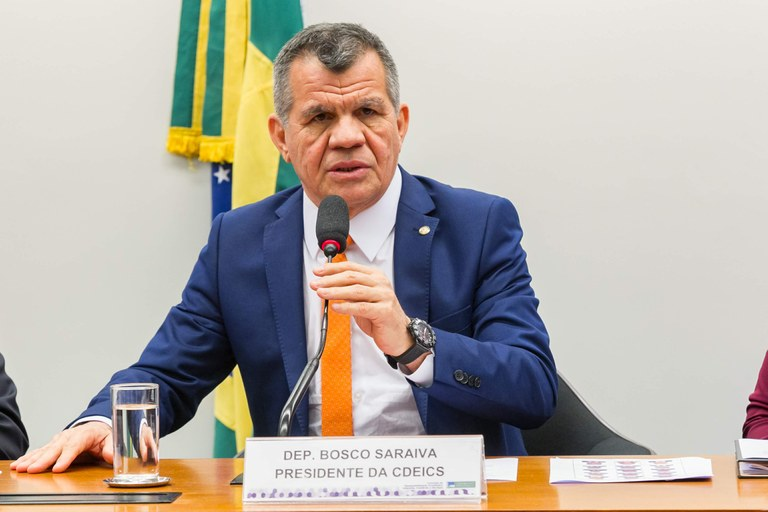 Deputado Bosco Saraiva