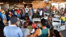 """""""Não estamos querendo tirar nada de ninguém"""": a vida sem terra e com ameaças à vida em acampamentos no Triângulo Mineiro"""