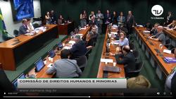 CDHM aprova criminalização da homo e da transfobia