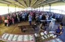 CDHM pede apoio da justiça para resolver impasse em acampamento de agricultores no Paraná