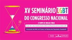 Congresso Nacional discute desafios da velhice em seminário LGBT