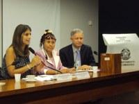 Deputada Manuela assume presidência da Comissão de Direitos Humanos e Minorias da Câmara dos Deputados