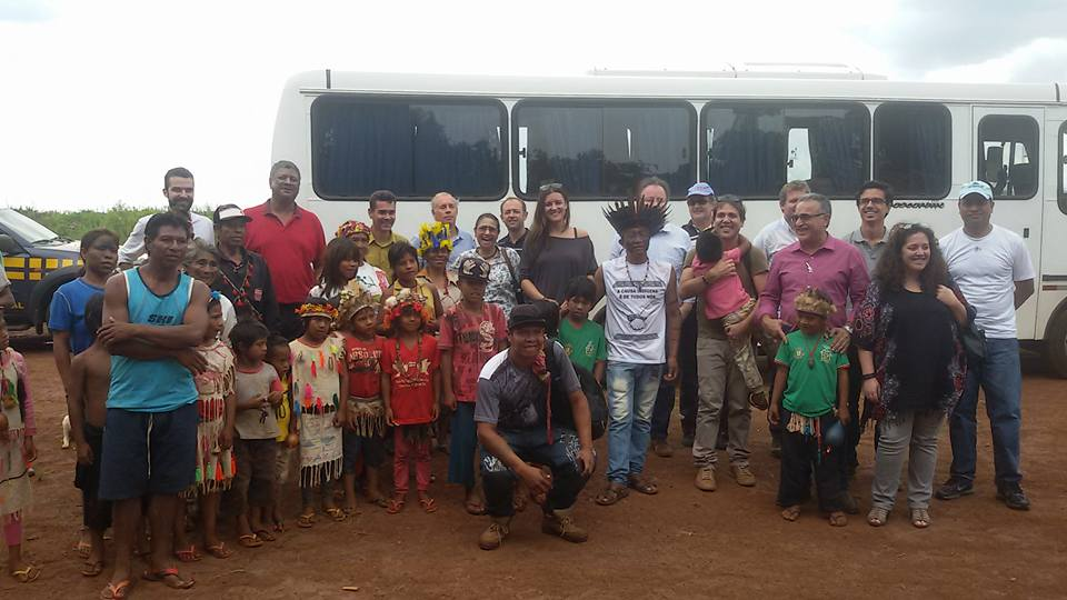 Genocídio de povo Guarani-Kaiowá no MS é incontestável, conclui missão do Parlamento Europeu e CDHM