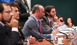 Presidente e Vices da CDHM pedem ao MP providências sobre possíveis crimes contra crianças  e adolescentes cometidos por Jair Bolsonaro