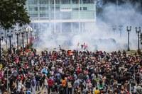 Repúdio ao ataque promovido pela Polícia do Paraná contra os professores