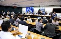 Retirar autonomia da EBC afronta a democracia, dizem participantes de audiência
