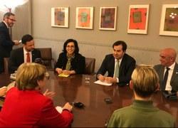 Maia propõe cooperação com a ONU para criar observatório dos direitos humanos no Brasil