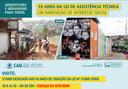 CDU e CAU/BR exibem vídeo em comemoração aos 10 anos de criação da Lei de assistência técnica em habitação
