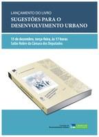 """Livro """"Sugestões para o Desenvolvimento Urbano"""" da CDU está disponível em PDF"""