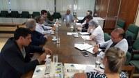Presidente da CDU busca parceria com UnB para seminário de desenvolvimento urbano
