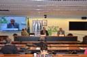 Comissão e Frente Parlamentar de Educação realizam palestra
