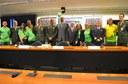 A Comissão promoveu palestra sobre o Projeto Rondon
