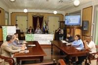 Comissão realizou Mesa Redonda na Feira Internacional do Livro em Paraty