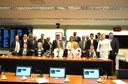 Comitiva de educadores da Finlândia visita Comissão de Educação