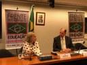 Palestra sobre as contribuições do INEP para a educação brasileira