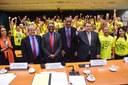 Capoterapia agita plenário da Comissão do Esporte