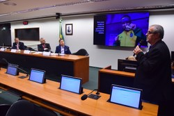 CESPO ouve propostas de prática de esportes de combate para reduzir agressividade