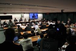 Debate sobre a Confederação Brasileira de Desportos Aquáticos é novamente adiado