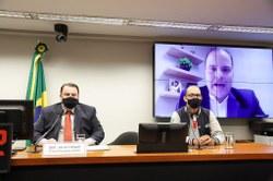 Em audiência pública sobre a atuação socioesportiva do Força Jovem Universal, deputado Julio Cesar Ribeiro anuncia PL para criar o dia nacional do grupo
