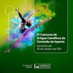 O importante é competir: Cespo lança o IV Concurso de Artigos Científicos sobre Esporte