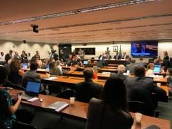 Audiência Pública sobre a Reforma da Previdência é realizada pela CFT