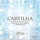 Cartilha da Comissão de Finanças e Tributação 2016