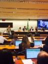 CFT realiza Seminário conjunto com a CCULT, a CDU e a CDEICS sobre Economia Criativa e Colaborativa