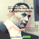 CLP faz audiência sobre 50 anos da morte de Marighella