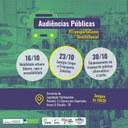 Energia Limpa para o transporte público será o tema da audiência pública desta semana