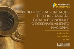 Meio Ambiente debate potencial econômico das Unidades de Conservação