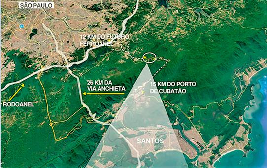 Adiada a audiência pública sobre o projeto de construção do Centro Logístico Campo Grande, em SP.