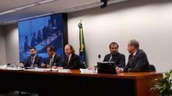 Meio Ambiente elege vice-presidentes Camilo Capiberibe (PSB/AP) e  Carlos Gomes (PRB/RS)