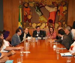 Às vésperas da COP 23, Presidente da CMADS participa da Marcha Mundial do Clima, em Brasília.
