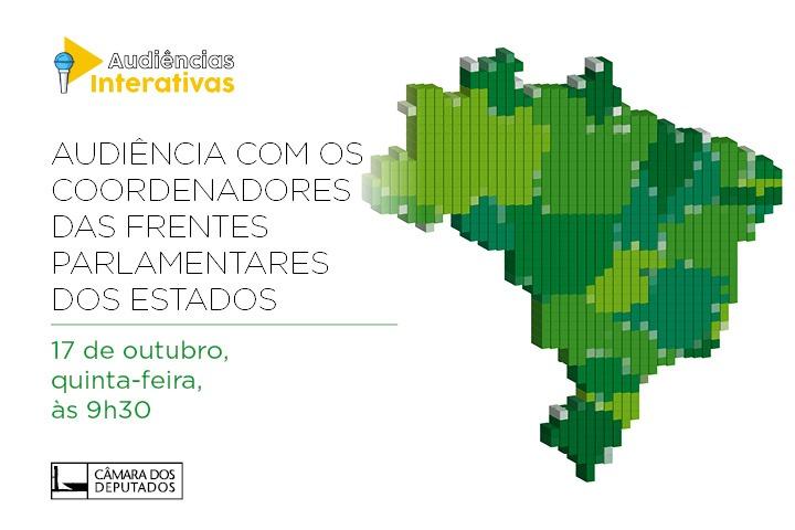 Cmads realizou Audiência Pública com os Coordenadores das Frentes Parlamentares dos Estados