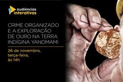 CMADS realizou Audiência sobre o Enfrentamento ao Crime Organizado na Exploração Mineral no Território Yanomami