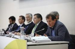 Parlamentares da Comissão de Meio Ambiente e Desenvolvimento Sustentável acompanharam as atividades da 23ª Conferência das Nações Unidas sobre Mudanças Climáticas – COP 23