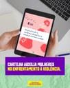 Cartilha auxilia no enfrentamento à violência contra as mulheres