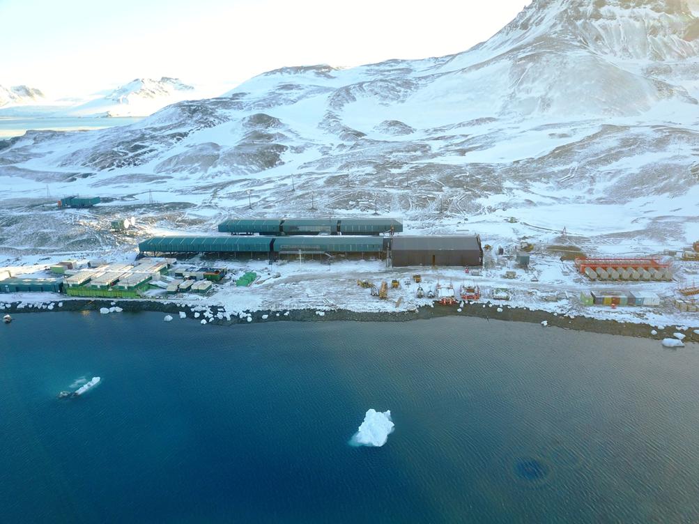 A CREDN e a Diplomacia Parlamentar em Prol da Presença Brasileira na Antártica