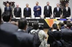 """A CREDN realizou, em parceria com a CNI, o seminário """"Novos Anseios da Política Externa Brasileira: Renovar para Avançar"""""""