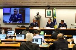 Aeronáutica apresenta Projetos Estratégicos aos membros da CREDN
